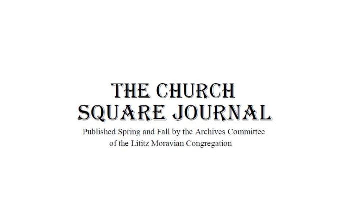 Church Square Journal