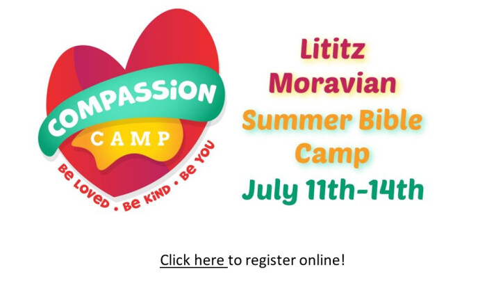 Compassion Camp Signup